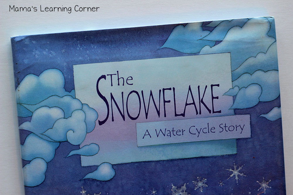 Books About Snow - The Snowflake Water Cycle