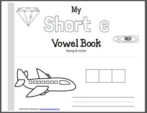 Short E CVC Book