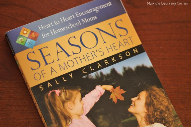 Seasons of a Mother's Heart Book