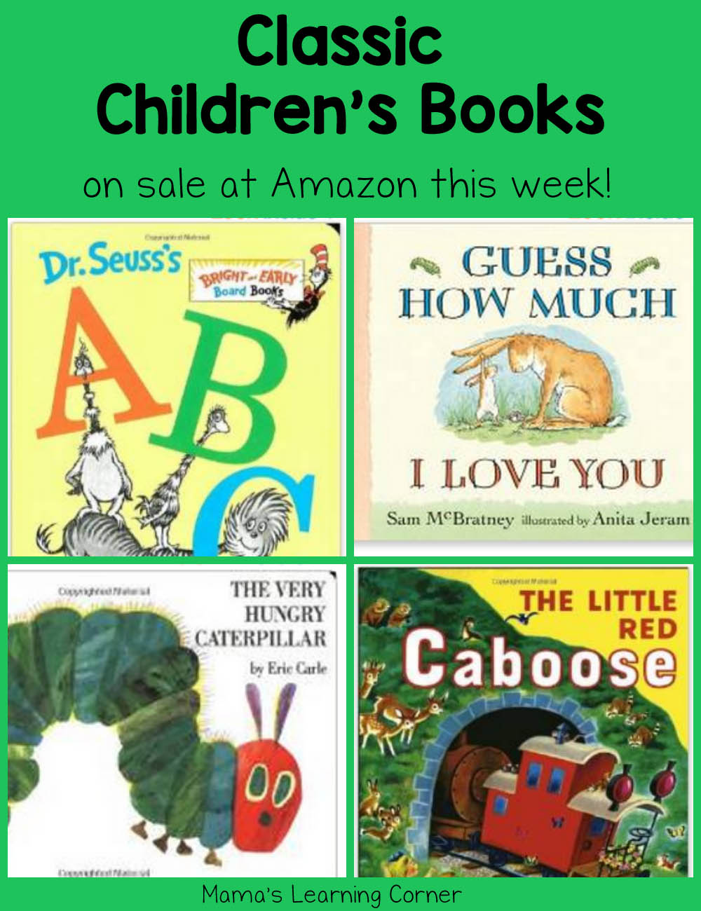 Classic Childrens Books on Sale at Amazon