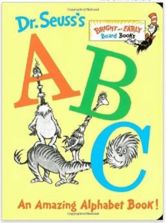 Dr. Seuss' ABC An Amazing Alphabet Book