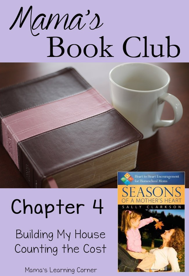 Seasons of a Mothers Heart Book Club Chapter 4