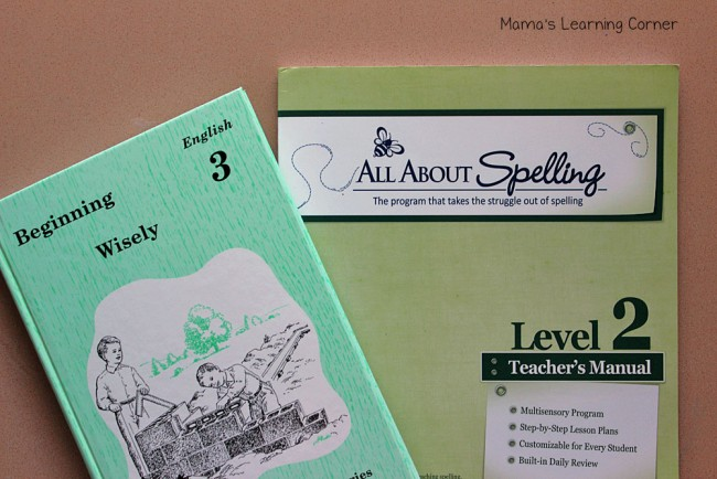 3rd Grade Curriculum English and Spelling