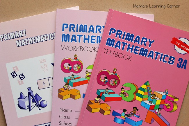 3rd Grade Curriculum Singapore Math