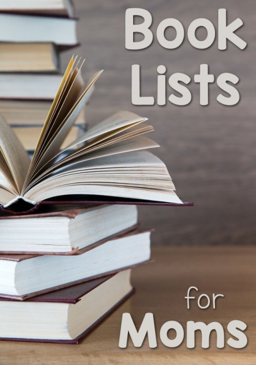 Book Lists for Moms