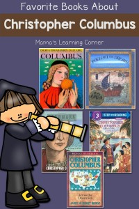 Favorite Books About Christopher Columbus