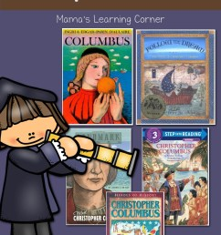 Our Favorite Books About Christopher Columbus - Mamas Learning Corner [ 1500 x 1000 Pixel ]