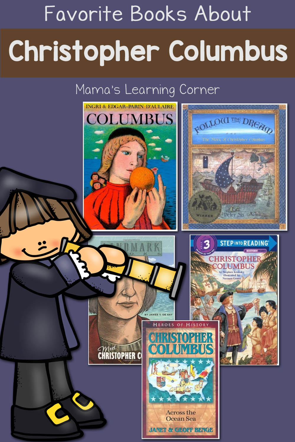 hight resolution of Our Favorite Books About Christopher Columbus - Mamas Learning Corner
