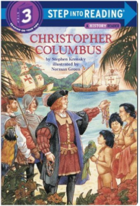 Step Into Reading Christopher Columbus