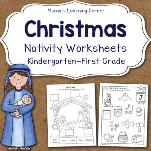 Christmas Math Worksheets For First Grade Search Results