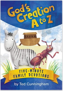 God's Creation A to Z