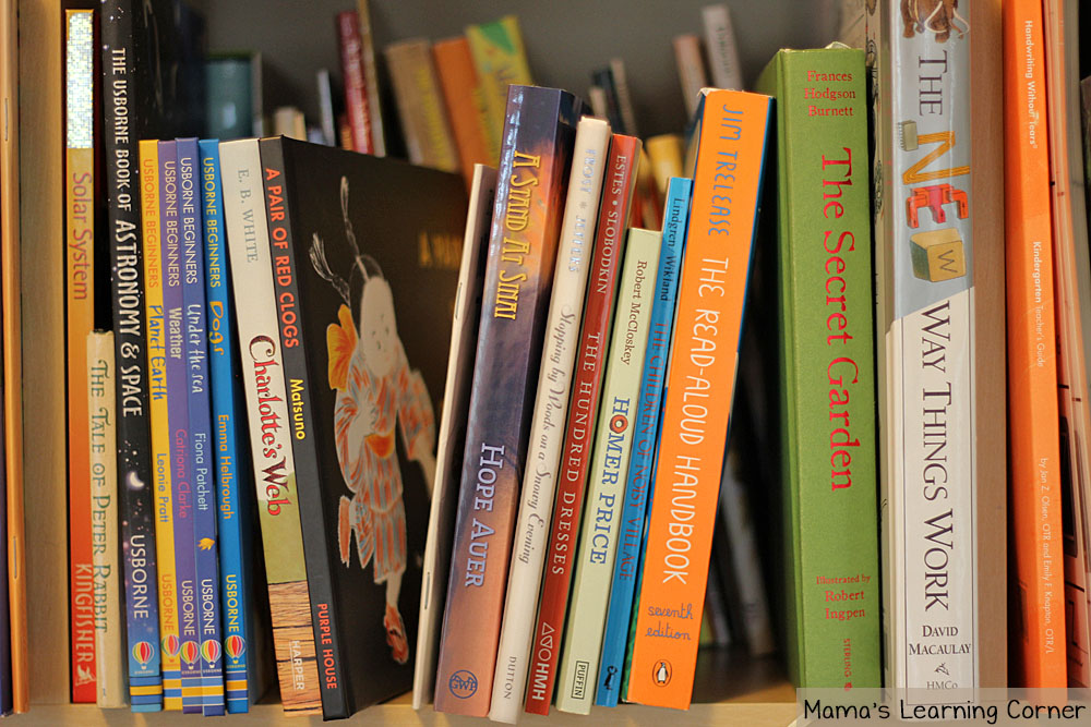 Helpful Habits: Read Alouds