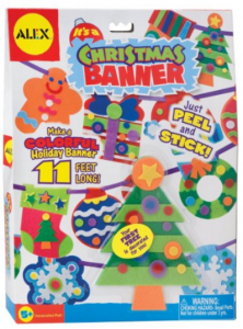 It's a Christmas Banner Decoration Kit