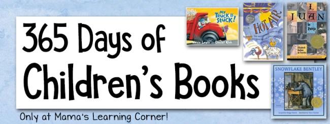 365 Days of Children's Books