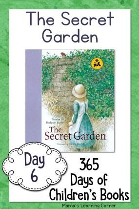 Children's Books - The Secret Garden Book