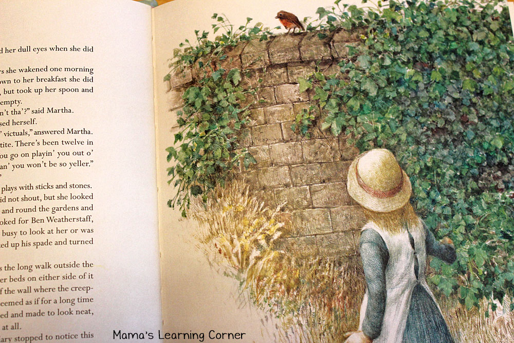 Children's Books - The Secret Garden