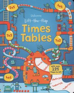 Children's Books: Lift the Flap Times Tables! Day 9 of 365 Days of Children's Books