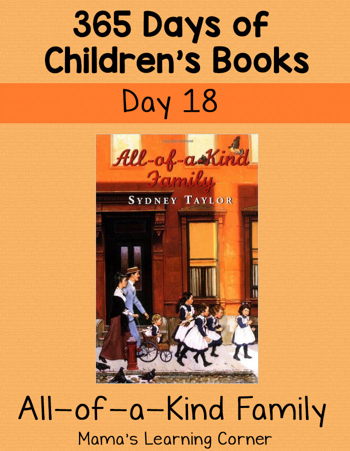 Children's Books - All of a Kind Family