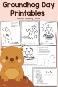 Free Groundhog Day Printables! - Mamas Learning Corner