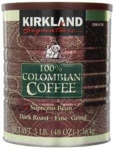Kirkland Coffee