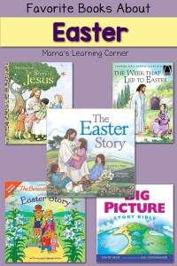 Favorite Books About Christian Easter and The Resurrection