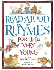 Read Aloud Rhymes for the Very Young