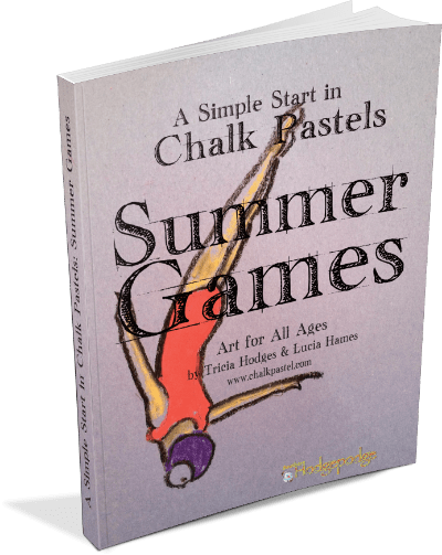 Summer Games Chalk Pastels Ebook
