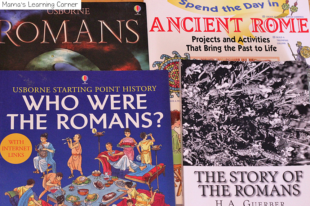 Tapestry of Grace Ancient Rome Book by Reading Level