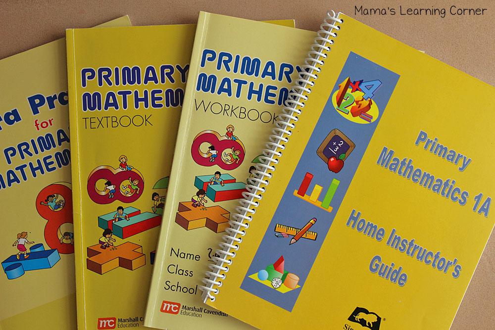 1st Grade Curriculum Singapore Math