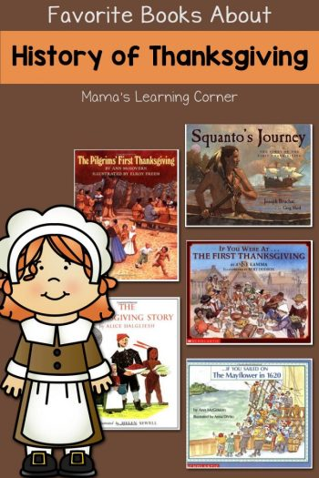 Favorite Books About the History of Thanksgiving