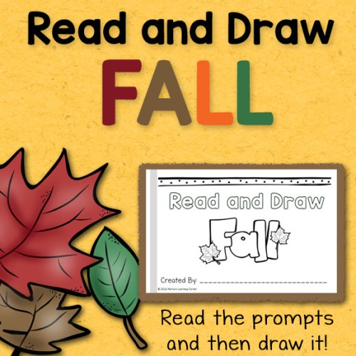 Read and Draw Fall!