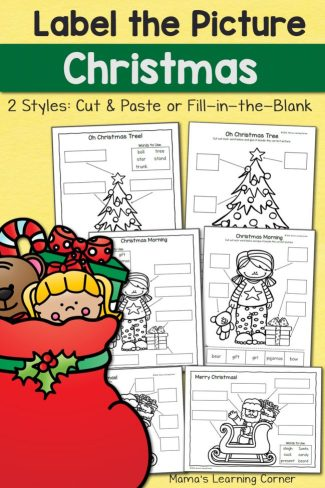 The Ultimate Guide to Christmas Worksheets and Printables - Mamas ...