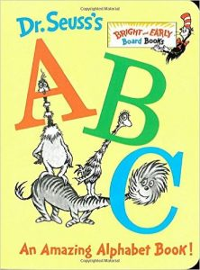 Dr. Seuss' ABC Book