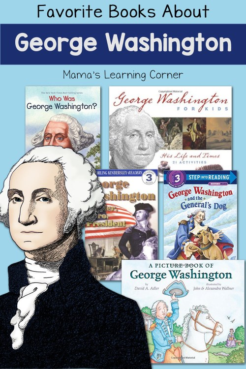 small resolution of Our Favorite Books About George Washington - Mamas Learning Corner