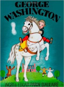 George Washington by D'Aulaire