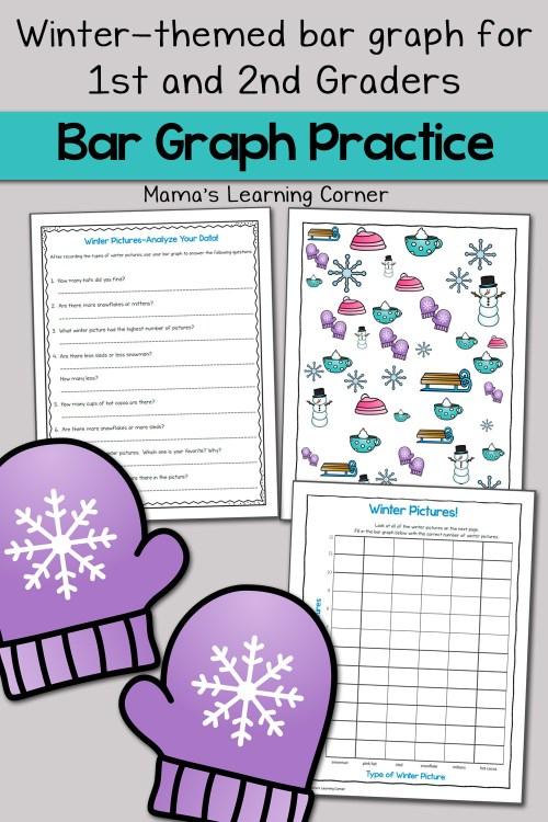 small resolution of Winter Bar Graph Worksheets - Mamas Learning Corner