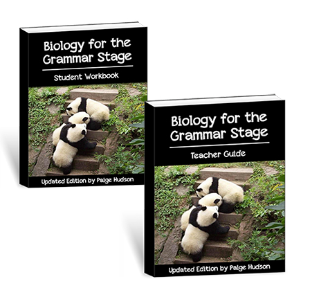 Elemental Science Biology for the Grammar Stage