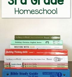 Third Grade Homeschool Curriculum Plans for 2017-2018 - Mamas Learning  Corner [ 1333 x 1000 Pixel ]