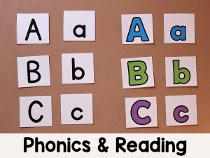 Phonics and Reading All Access