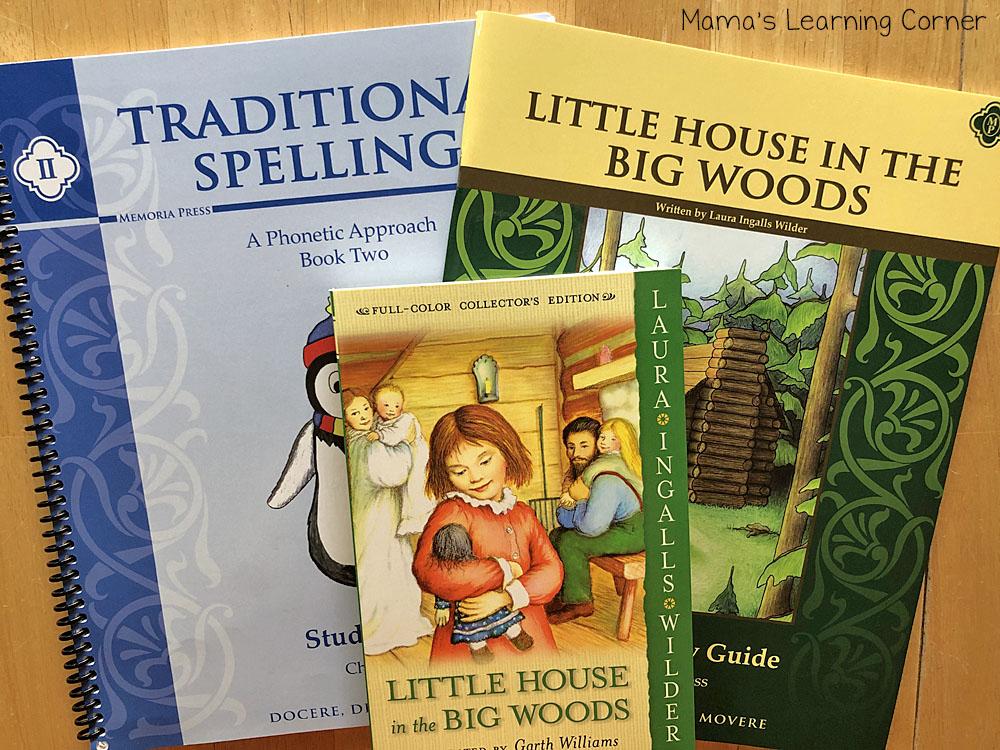 3rd Grade Homeschool Spelling and Literature