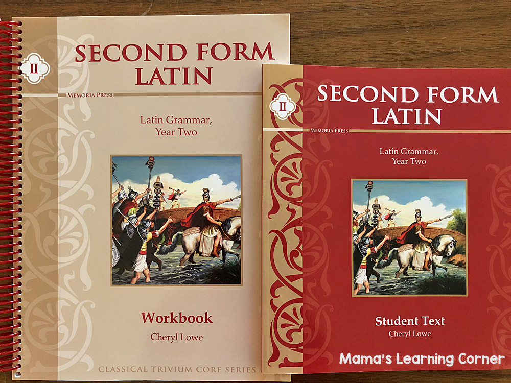 7th Grade Homeschool Curriculum Latin