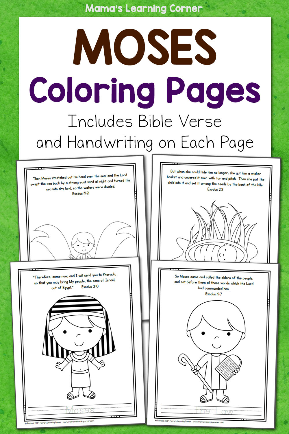 Passover Coloring Sheets - Coloring Home | 1500x1000