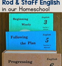How We Use Rod and Staff English Grammar in Our Homeschool - Mamas Learning  Corner [ 1333 x 1000 Pixel ]