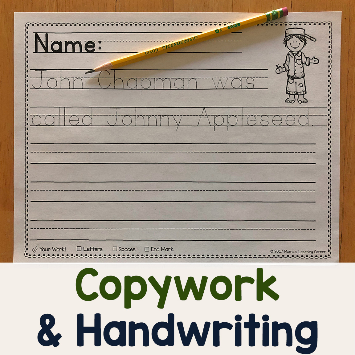 hight resolution of Copywork and Handwriting Archives - Mamas Learning Corner