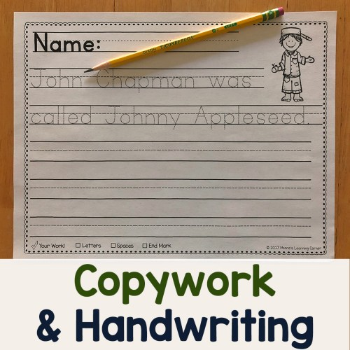 small resolution of Copywork and Handwriting Archives - Mamas Learning Corner