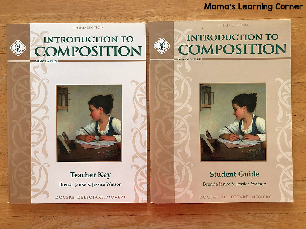4th Grade Homeschool Curriculum Intro to Composition