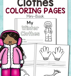 Winter Coloring Pages - Mamas Learning Corner [ 1500 x 1000 Pixel ]