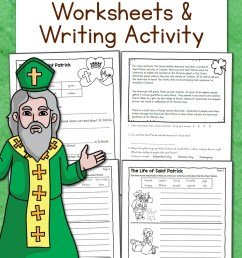 Saint Patrick Worksheets for 2nd-4th Graders - Mamas Learning Corner [ 1500 x 1000 Pixel ]