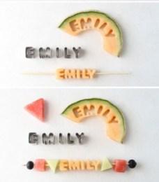 DIY Fruit Spies van Creativelive Blog