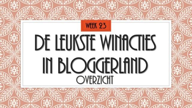 winacties wk 23